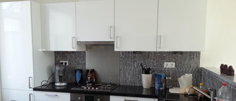 Keuken Hoogglans Wit Of Mat : keuken is in de verkeerde kleur geleverd en moest hoogglans wit
